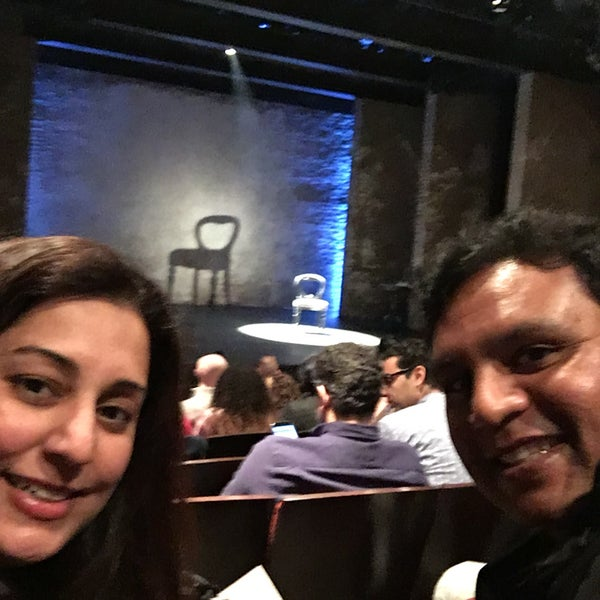 Foto tomada en Atlantic Theater Company (Linda Gross Theater)  por Naresh R. el 5/6/2017