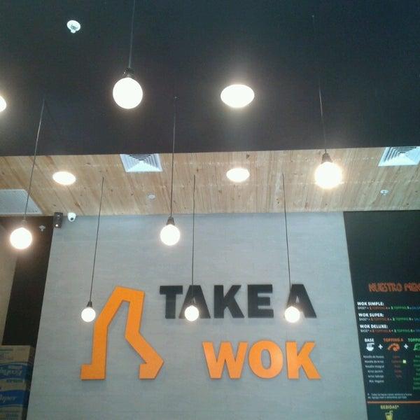 3/11/2013にRolo R.がTake a Wokで撮った写真