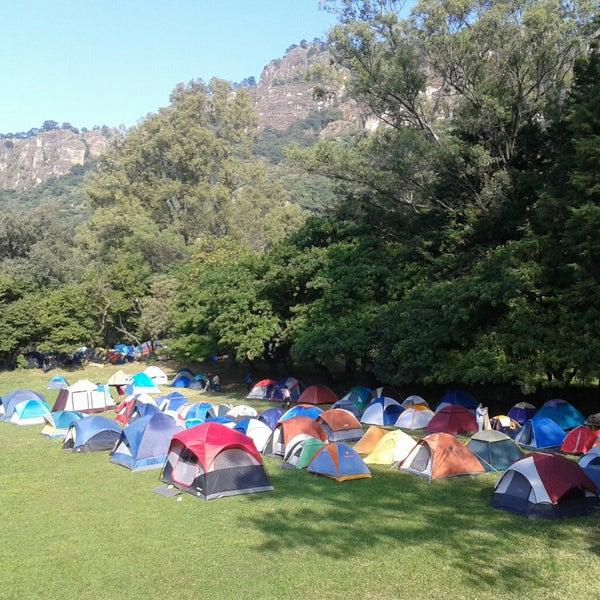 รูปภาพถ่ายที่ Campo Escuela Scout Meztitla โดย Gabo G. เมื่อ 11/16/2014
