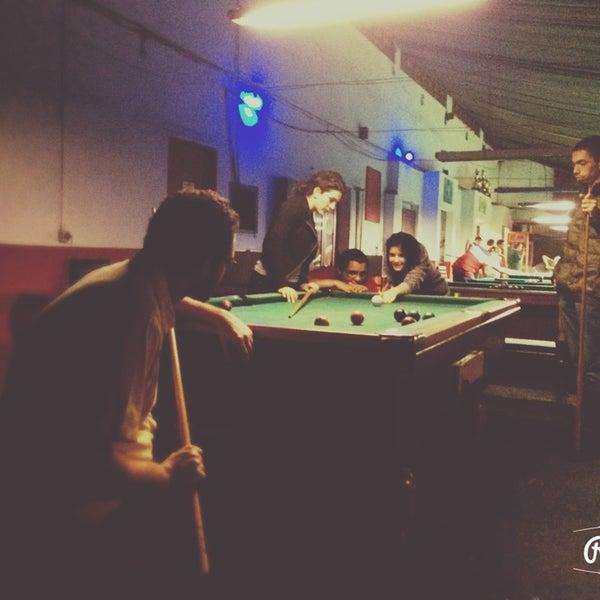 Real Amateur Gangbang In Pool Hall