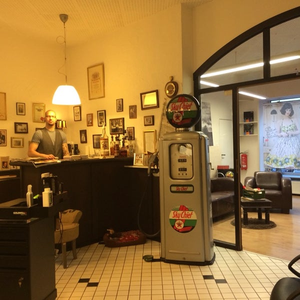 Jimmy Rays Barbershop Salon Barbershop In Altstadt St Lorenz
