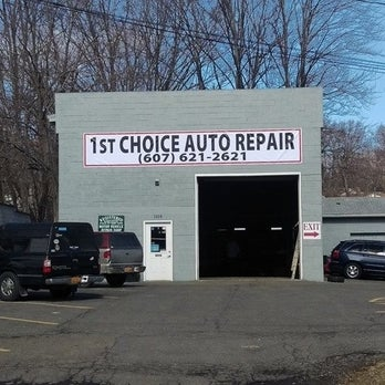 1St Choice Auto >> Photos At 1st Choice Auto Repair Endwell Ny