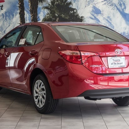 Toyota Of The Desert >> Photos At Toyota Of The Desert Auto Dealership In Cathedral City