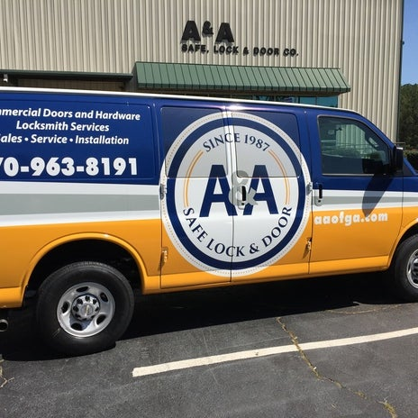 Photos at A&A Safe, Lock & Door - Lawrenceville - 2 visitors
