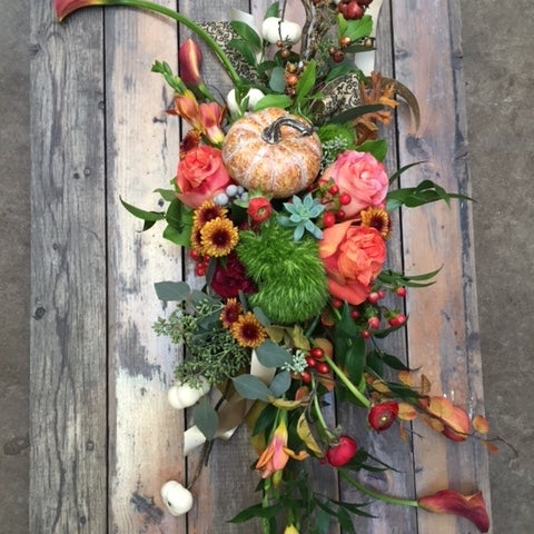 Photo taken at Country Florist and Gifts by Yext Y. on 11/15/