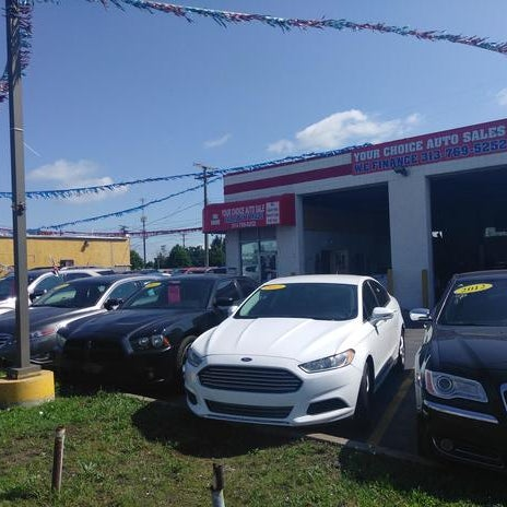 Your Choice Auto Sales >> Photos At Your Choice Auto Sales Auto Dealership In Dearborn