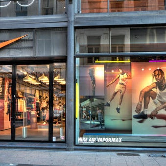 77b10efc8bb Photos at Nike Store - Sporting Goods Shop in Brussels