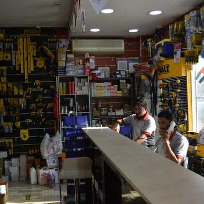 Laspinas (New Shop-Al Quoz) Building Materials Trading