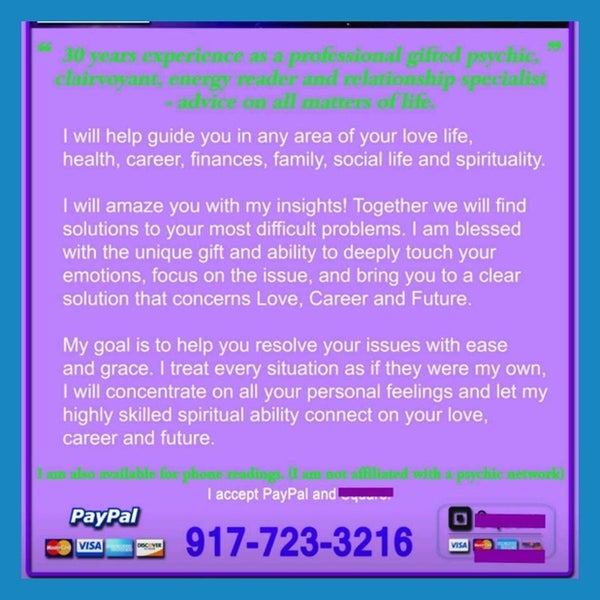 Psychic Michaela - Astrologer in Ozone Park