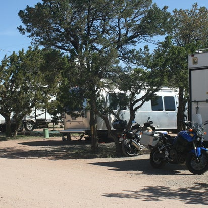 Santa Fe Koa Journey Campground In Santa Fe