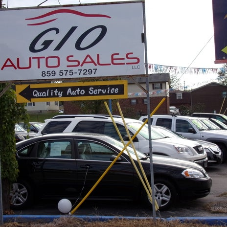 Car Dealerships In Richmond Ky >> Gio Auto Sales Llc Richmond Ky Da Fotograflar