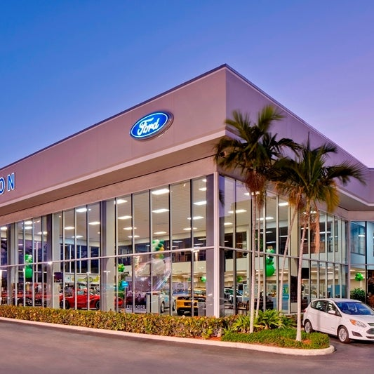Auto Nation Ford >> Autonation Ford Fort Lauderdale Auto Dealership In Fort