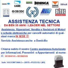 Centro Assistenza Came.Photos At Tronic Italia Via Domitiana 3