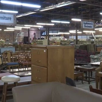 Photos At Ws Rescue Mission Thrift Store Winston Salem Nc