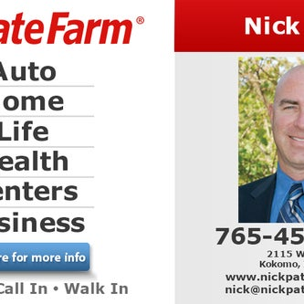 Photos At Nick Pate State Farm Insurance Agent 6 Visitors