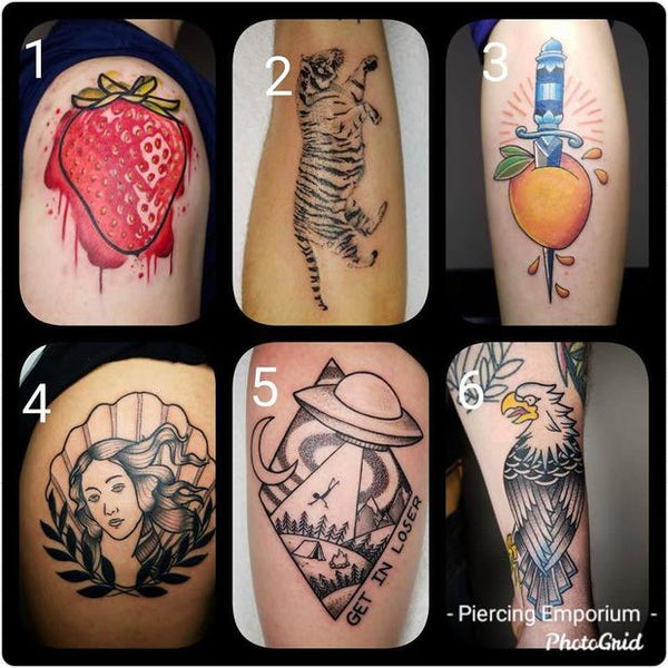 Piercing Emporium Tattoo Shrewsbury Street 6 Tips From 211 Visitors