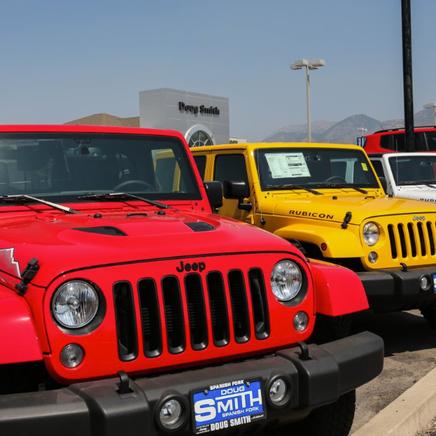 Doug Smith Spanish Fork >> Photos At Doug Smith Chrysler Dodge Jeep Ram Spanish Fork