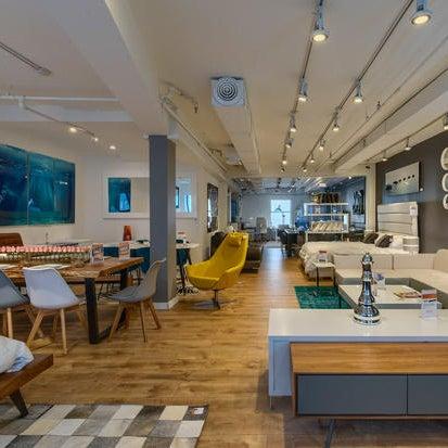 Photo Taken At Modani Furniture New York By Yext Y On 3 27