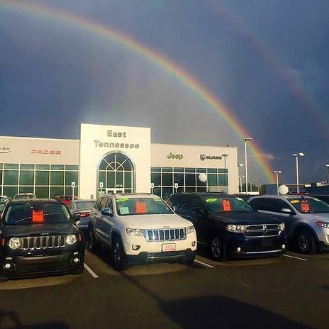 East Tn Dodge >> Photos At East Tennessee Dodge Chrysler Jeep Ram Auto Dealership