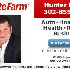 Hunter Emory State Farm Insurance Agent Georgetown De