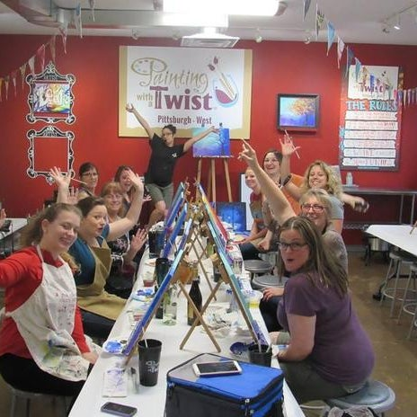 Photos At Painting With A Twist 3 Tips