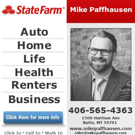 Photos At Mike Paffhausen State Farm Insurance Agent Butte Butte Mt