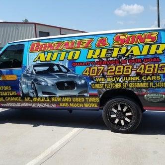 Fletchers Auto Repair >> Gonzalez And Son S Auto Repair Inc 2 Visitors