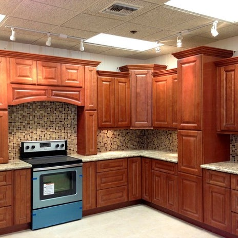 Photo Taken At Apex Kitchen Cabinet And Granite Countertop By Yext Y On 9