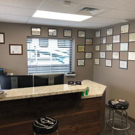 Photos at Affordable Auto and RV Repair - 3320 Kennedy Rd