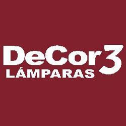 Decor 3 Lámparas Carretera De Herrera Km 3 Bajo