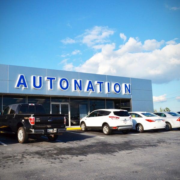 Lincoln Houston Dealer: AutoNation Ford Lincoln Union City