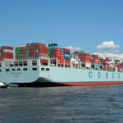 Photos at Cosco Shipping Lines Italy Srl - Genova, Liguria