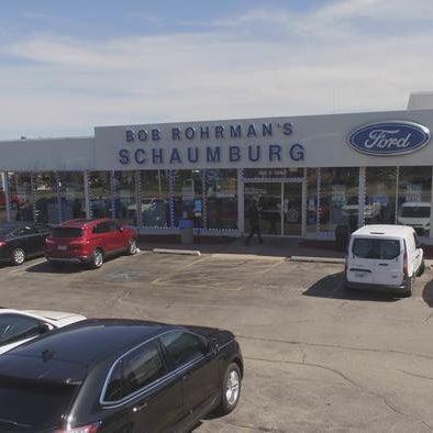 Bob Rohrman Ford >> Bob Rohrman Schaumburg Ford Auto Dealership In Schaumburg