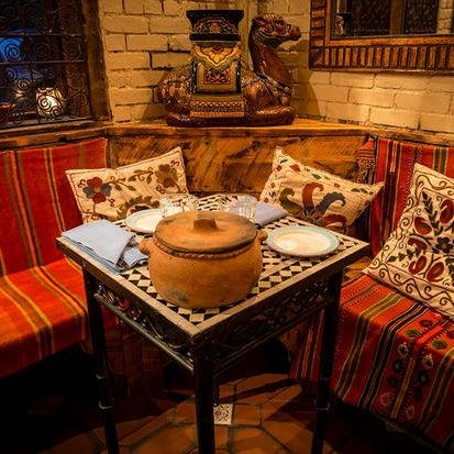 Photo prise au Nomad Restaurant par Yext Y. le8/1/2017