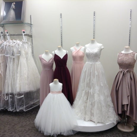 David S Bridal Bridal Shop In Madison