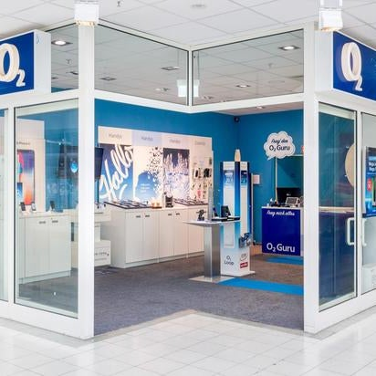 Photos At O2 Shop Mobile Phone Shop In Traunreut