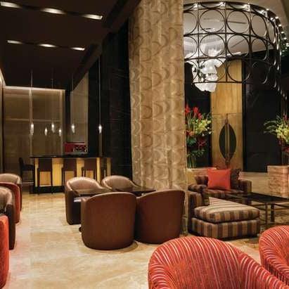Foto scattata a Hilton da Yext Y. il 3/2/2020