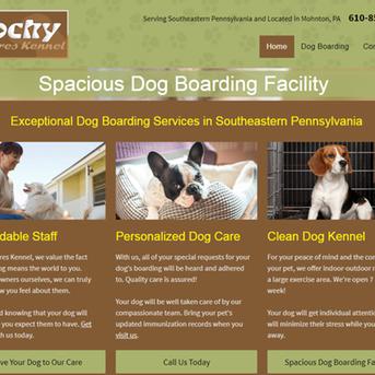 Rocky Acres Kennel - Pet Service