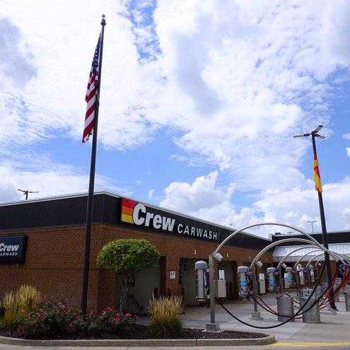 Crew Car Wash Automotive Shop In Terre Haute