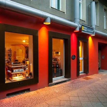 Photos At Hifi Im Hinterhof Electronics Store In Berlin