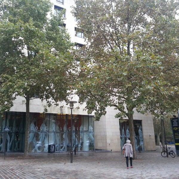 Foto scattata a La Cinémathèque Française da Bianca B. il 10/25/2014