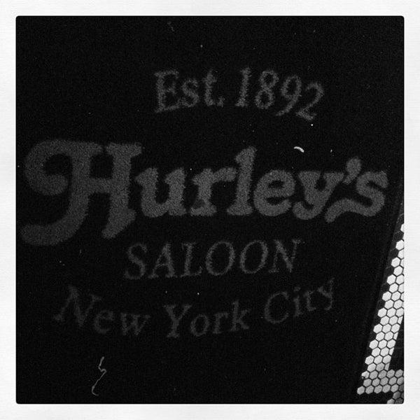 Foto tomada en Hurley's Saloon por Randolph H. el 12/29/2012