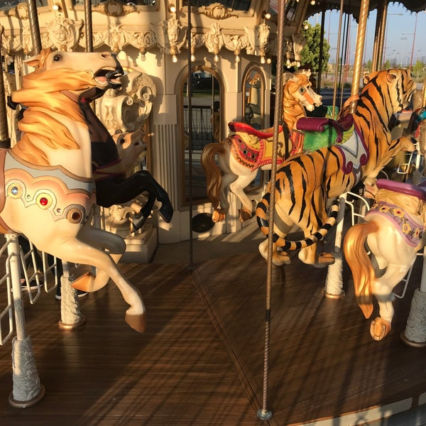 Photos at Great Park Carousel - Theme Park Ride / Attraction