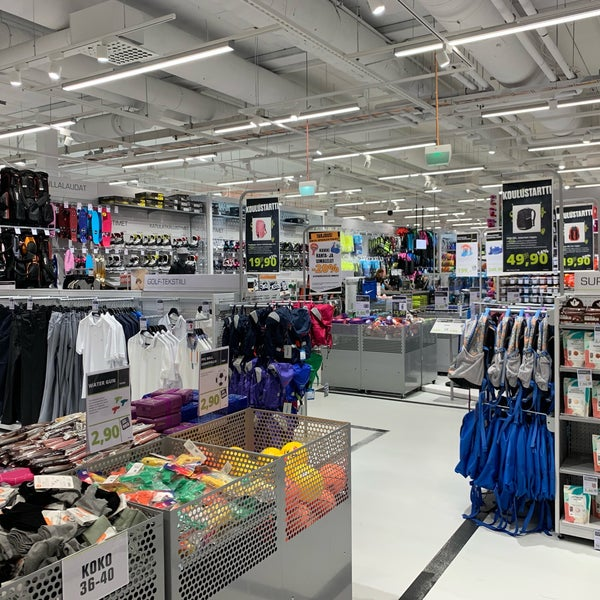 Xxl Sports Outdoor Kuopio Sporting Goods Shop