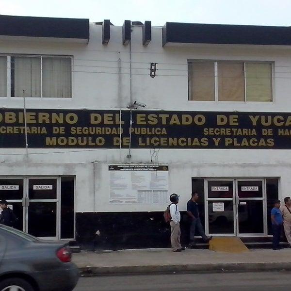 Photos At Modulo De Licencias Y Placas 23 Tips From 728