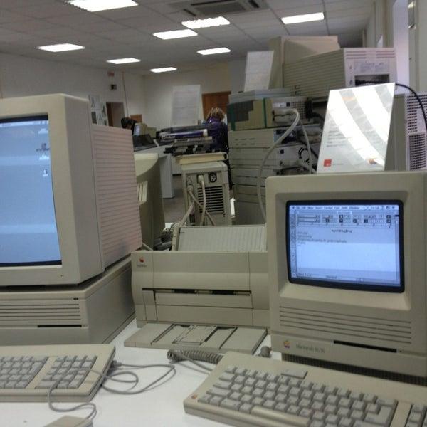 1/26/2013에 Stepa T.님이 Moscow Apple Museum에서 찍은 사진