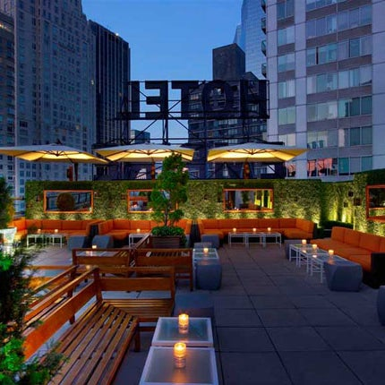 Consider this your go-to nightcap spot after an evening at Lincoln Center.