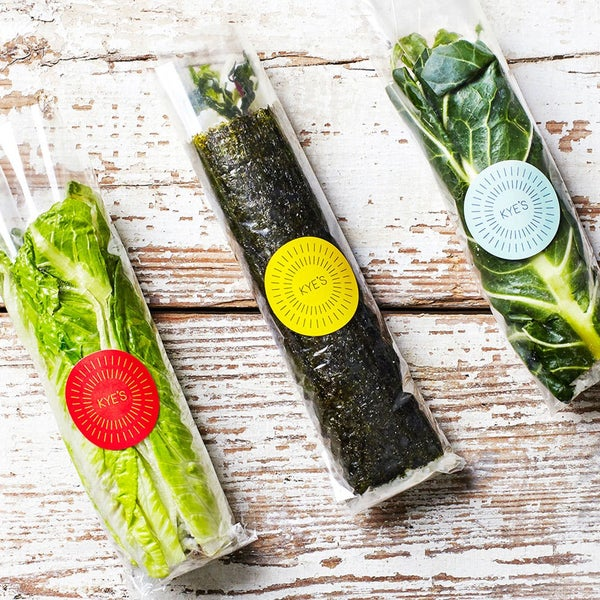 This little grab-and-go eatery has innovative wraps where veggies hold everything together. The Asian-inspired Chicken wrap has organic chicken, carrots, celery, onion and cauliflower wrapped in nori.