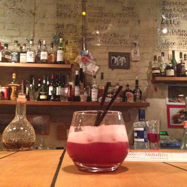 Попросите у бармена Гоши, коктейль КАРБЮРАТОР!:) ай Лайк ит!:)))