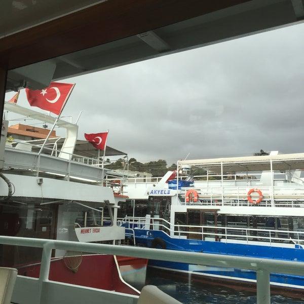 9/29/2015 tarihinde Saqr Almassziyaretçi tarafından Seyr-ü Sefa Teknesi | İstanbul Tekne Kiralama & Teknede Düğün'de çekilen fotoğraf